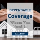 Dependable Coverage Where You Need It